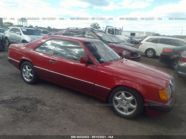 Elite Auto Auctions: 1991 MERCEDES-BENZ CE