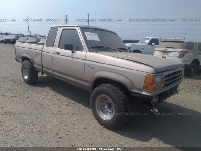 Global Auto Auctions: 1989 FORD SUPER CAB