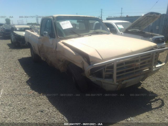 Global Auto Auctions: 1984 GMC