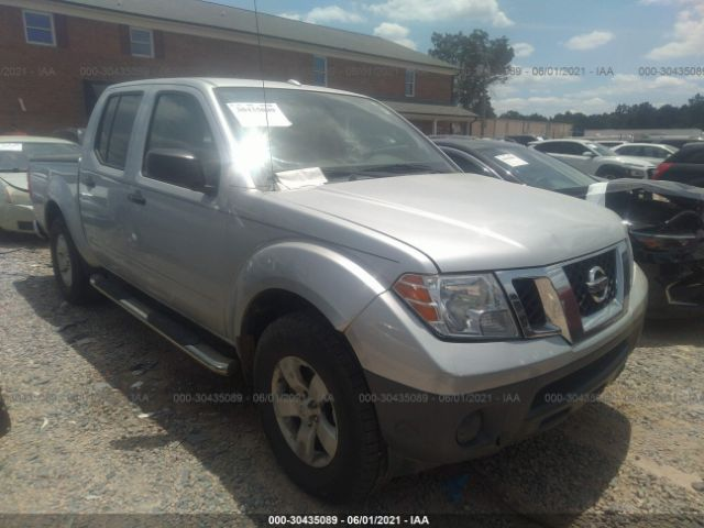 Salvage 2013 NISSAN FRONTIER - Small image. Stock# 30435089