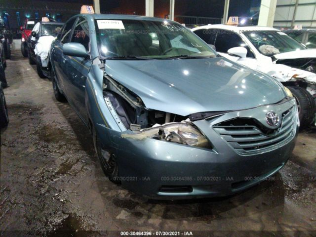 Salvage 2009 TOYOTA CAMRY - Small image. Stock# 30464396