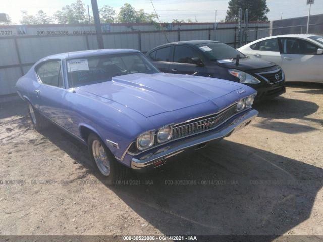 Global Auto Auctions: 1968 CHEVROLET