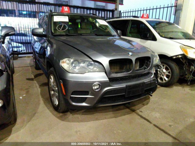 Salvage 2013 BMW X5 - Small image. Stock# 30655553