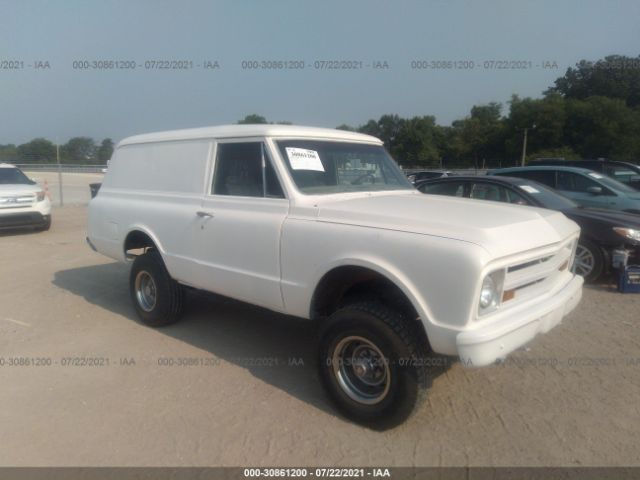 Global Auto Auctions: 1968 CHEVY