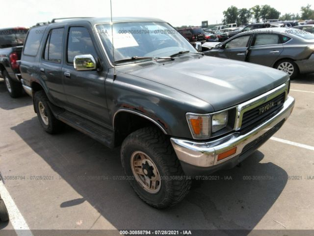 Global Auto Auctions: 1990 TOYOTA VN39 SR5