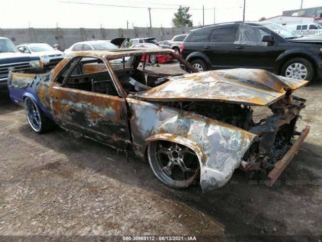 Global Auto Auctions: 1978 CHEVROLET