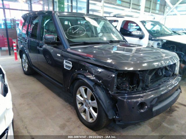 Salvage 2013 LAND ROVER LR4 - Small image. Stock# 30974147