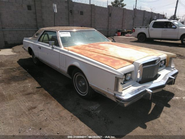 Global Auto Auctions: 1977 LINCOLN