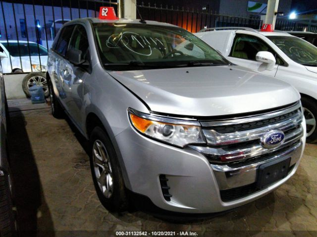 Salvage 2013 FORD EDGE - Small image. Stock# 31132542