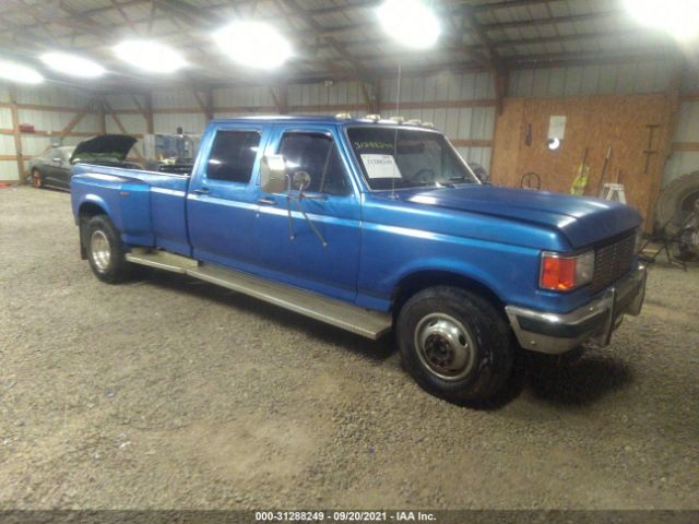 Global Auto Auctions: 1988 FORD