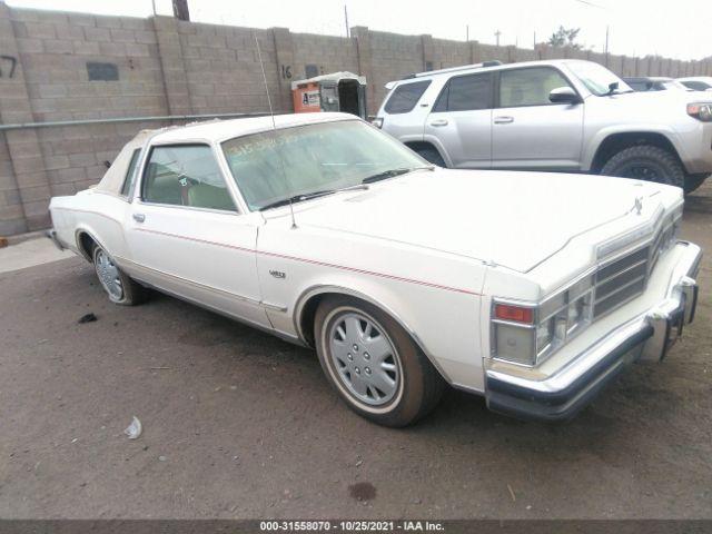 Global Auto Auctions: 1979 CHRYSLER