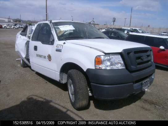 2005 FORD LGT CONVTNL 'F' - Small image. Stock# 5385516