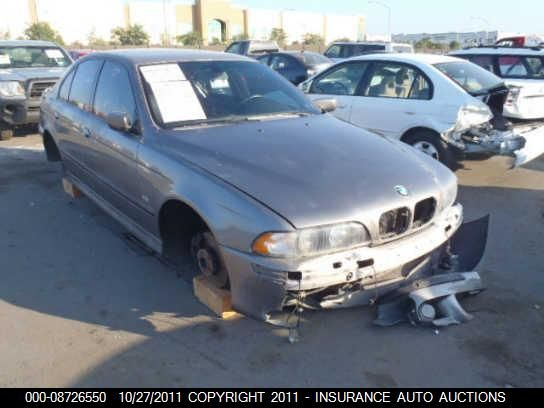 2003 BMW 540I - Small image. Stock# 8726550