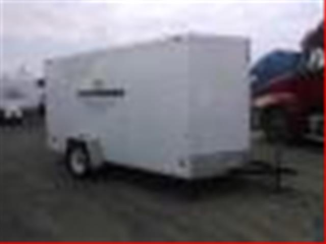 Salvage 2012 WELLS CARGO UTILITY for sale