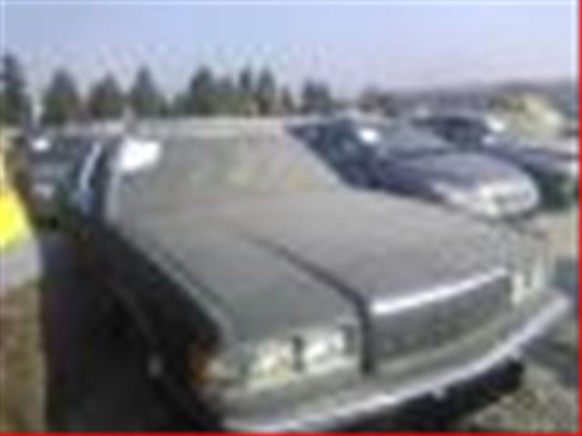 Salvage 1989 MERCURY GRAND MARQUIS for sale