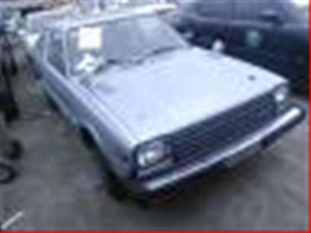 Salvage 1982 DATSUN 310 for sale